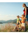 Senderismo   Piragua en familia