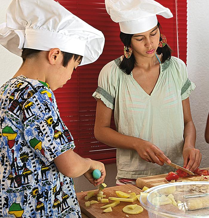 Taller de cocina y o reposter a barcelona - Taller cocina barcelona ...